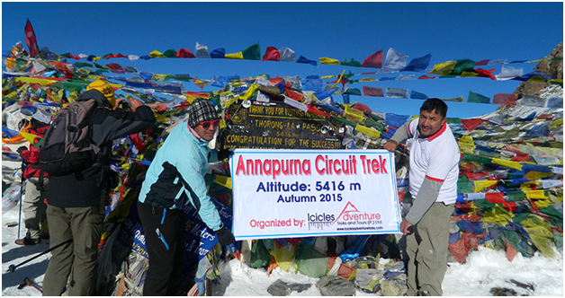 Annapurna Circuit Trek - Top Trekking Packages Of Nepal To Go For 2018