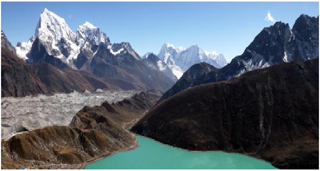 Everest Gokyo Lakes Trek - Top Trekking Packages Of Nepal To Go For 2018