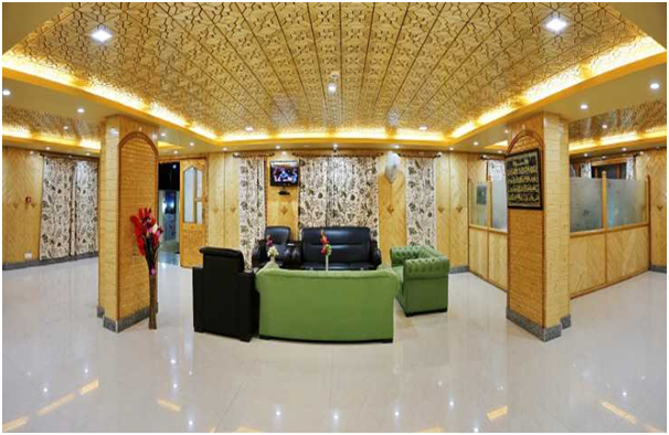 1.Hotel Shefaf