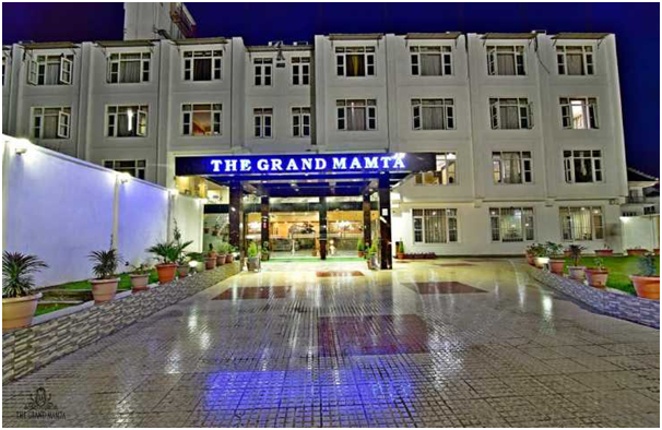 The Grand Mamta - Top 5 Budget Hotels in Kashmir