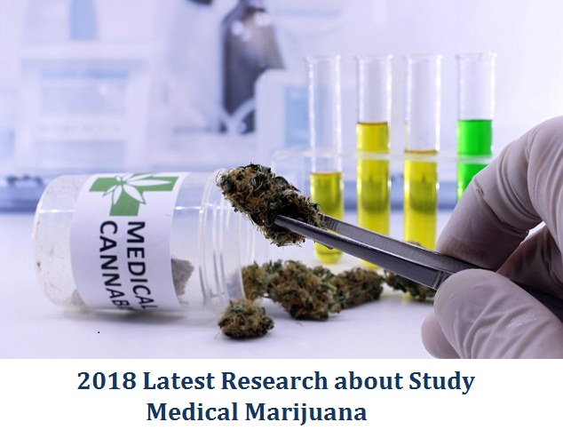 Latest Research about Study Medical Marijuana