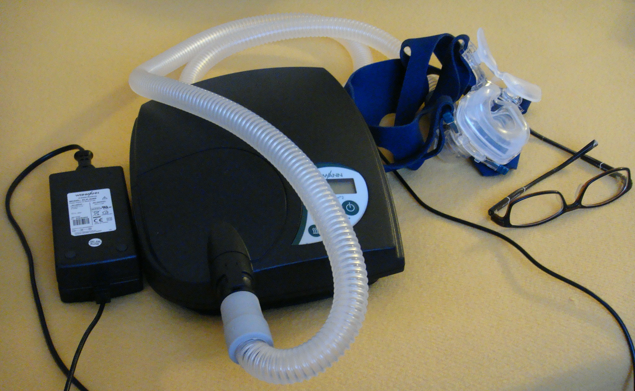 CPAP Therapy Device