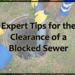 Blocked Sewer