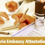 Nigeria Embassy Attestation