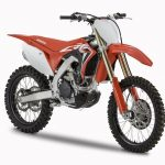 Honda Announces 2019 CRF
