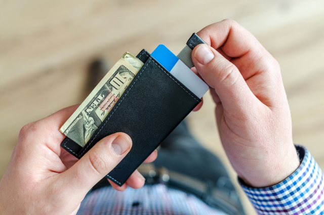 A smart Wallet