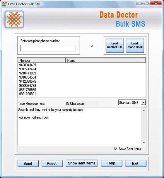 Data Doctor Bulk SMS